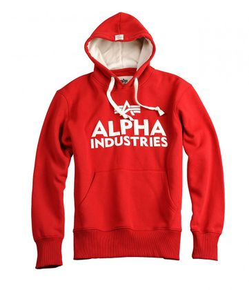 Alpha Industries Hoody Foam Print 002