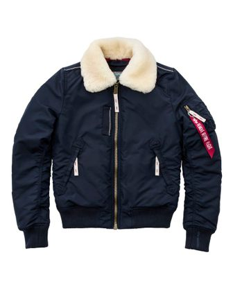 Alpha Industries Damen Jacke Injector III Wmn 003