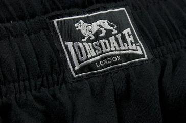 Lonsdale Herren Jersey Hose Logo Jam 006
