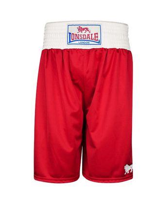 Lonsdale Herren Shorts Amateur Boxing Trunks (L120) 002