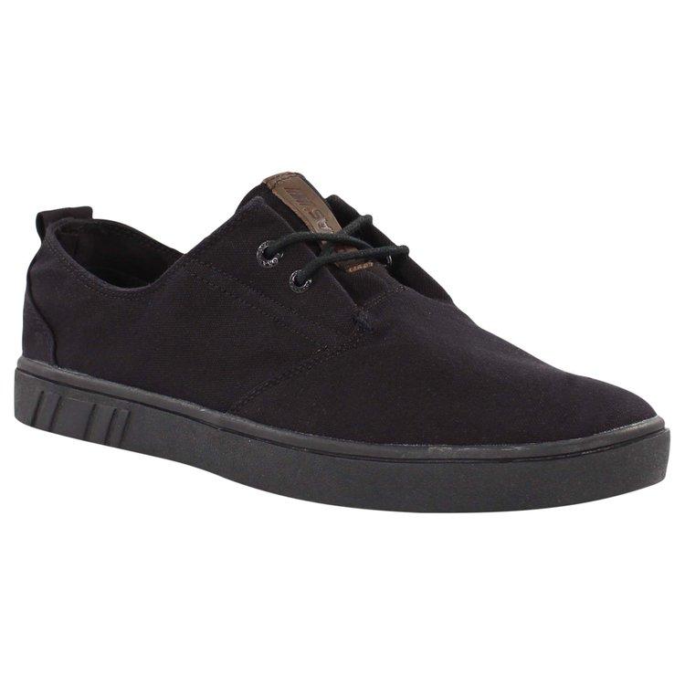 Boras Sneaker in Übergrößen - schwarz