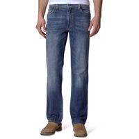 Mustang Tramper Jeans Überlänge Blau 001