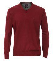 Casa Moda Pullover Große Größen Rot 001