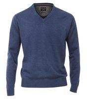 Casa Moda Pullover extra langer Arm - blau 001