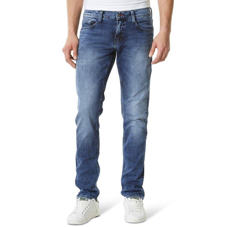 Mustang Oregon Tapered Jeans Überlängen