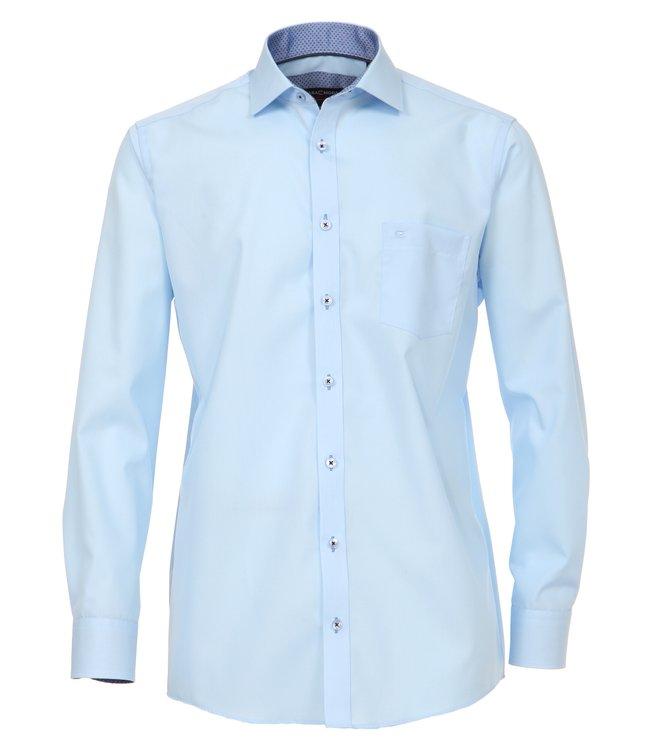 Übergrößen Hemd Blau