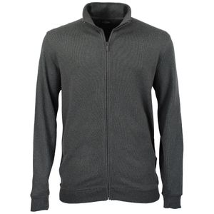 Kitaro Sweatjacke Anthrazit