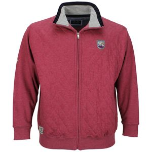 Redfield Sweatjacke Rot