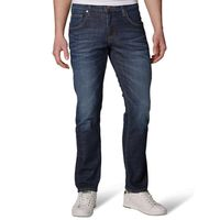 "Mustang Jeans Extra Lang ""Chicago Tapered"" Blau 001"