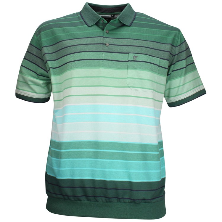 Stay Fresh Poloshirt Grün
