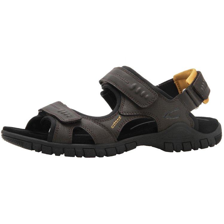 Sandalen Übergrößen Braun