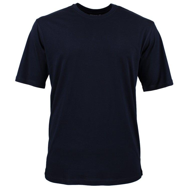 Extra lange T-Shirts Herren, dunkelblau