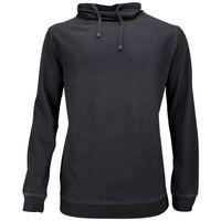 Kitaro Sweatshirt mit Schalkragen - dunkelgrau 001