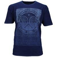 Kitaro T-Shirt große Größen - dunkelblau 001