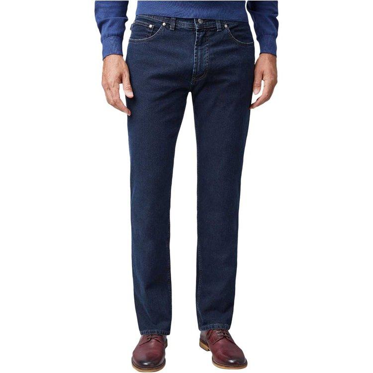 Dunkelblau Pionier Jeans in Überlänge
