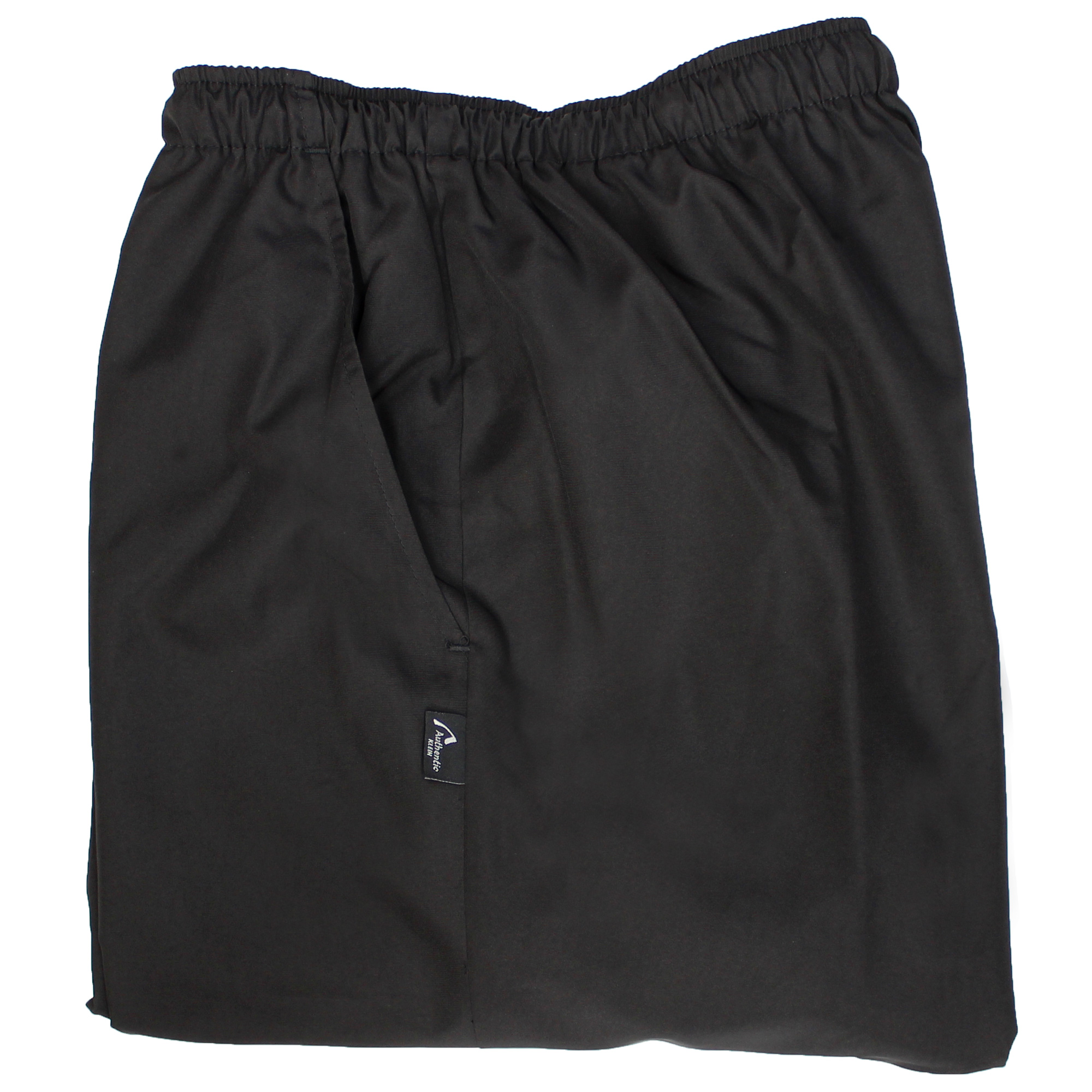 332a225f85ed05 Authentic Klein Microfaser-Jogginghose extra lang - schwarz