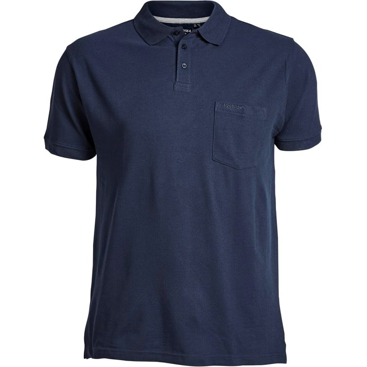 Poloshirts in Übergrößen, dunkelblau