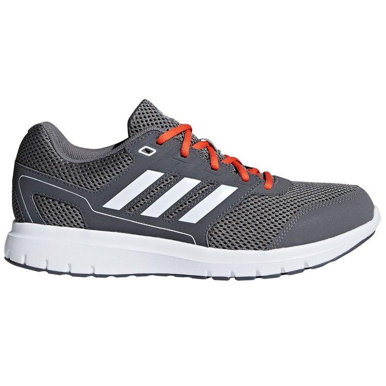 Laufschuh in Übergrößen in grau/rot von adidas