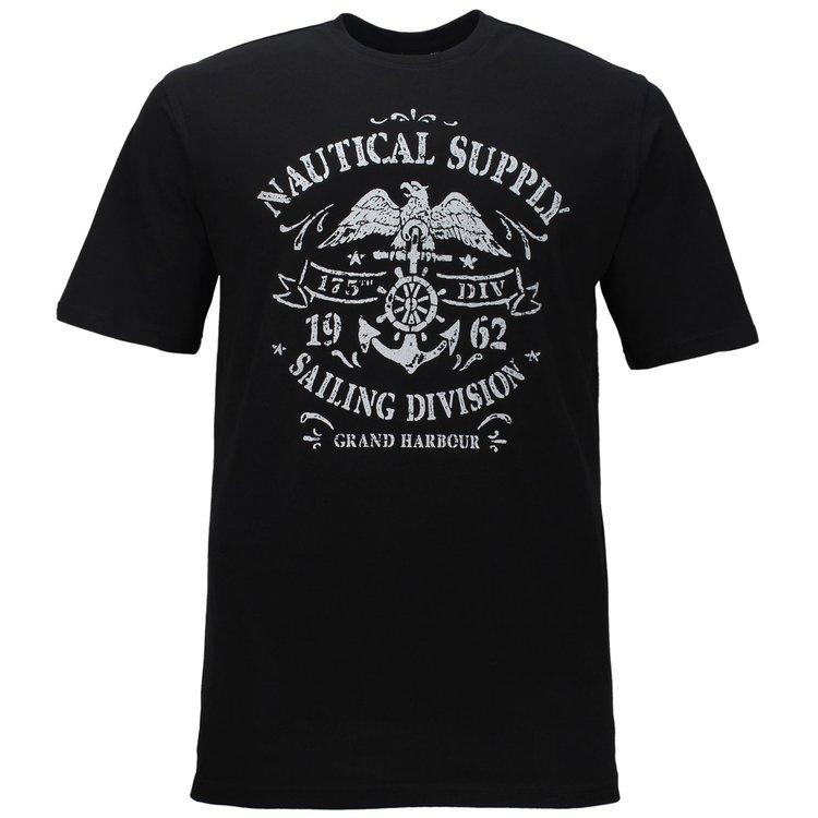 Miesner T-Shirt Überlänge, schwarz
