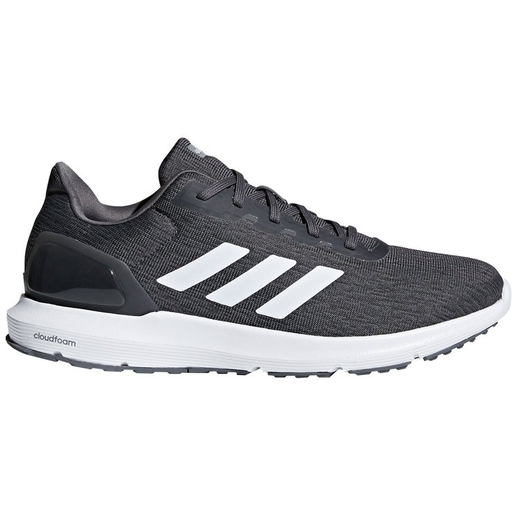 Laufschuh in großen Größen in grau von adidas