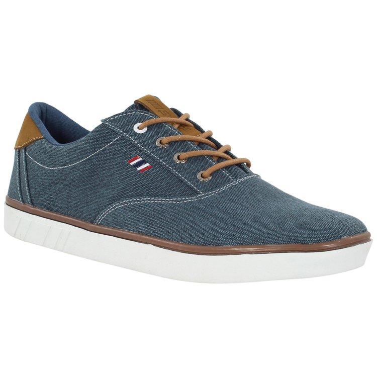 Sneaker Übergröße - blau