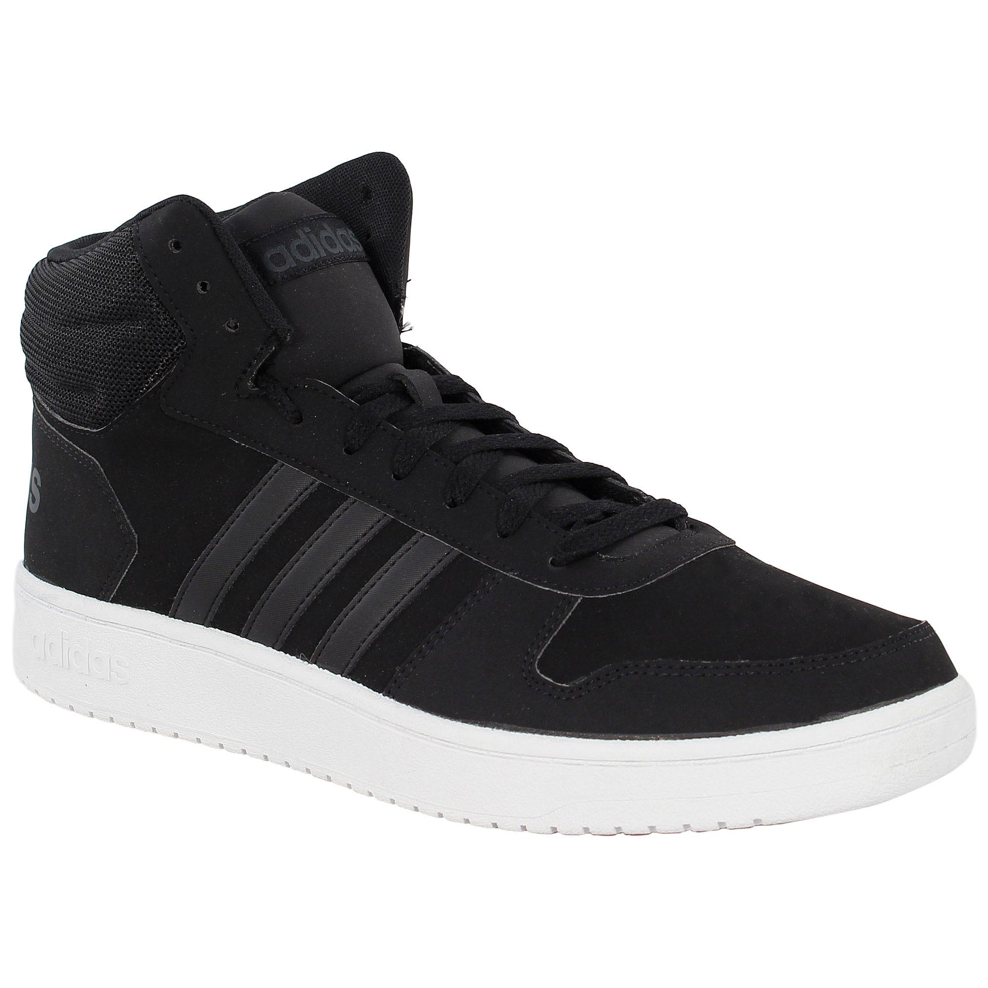 adidas Hoops Mid 2.0 Mens Basketball Shoes