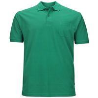Kitaro Poloshirt Übergröße - grün 001