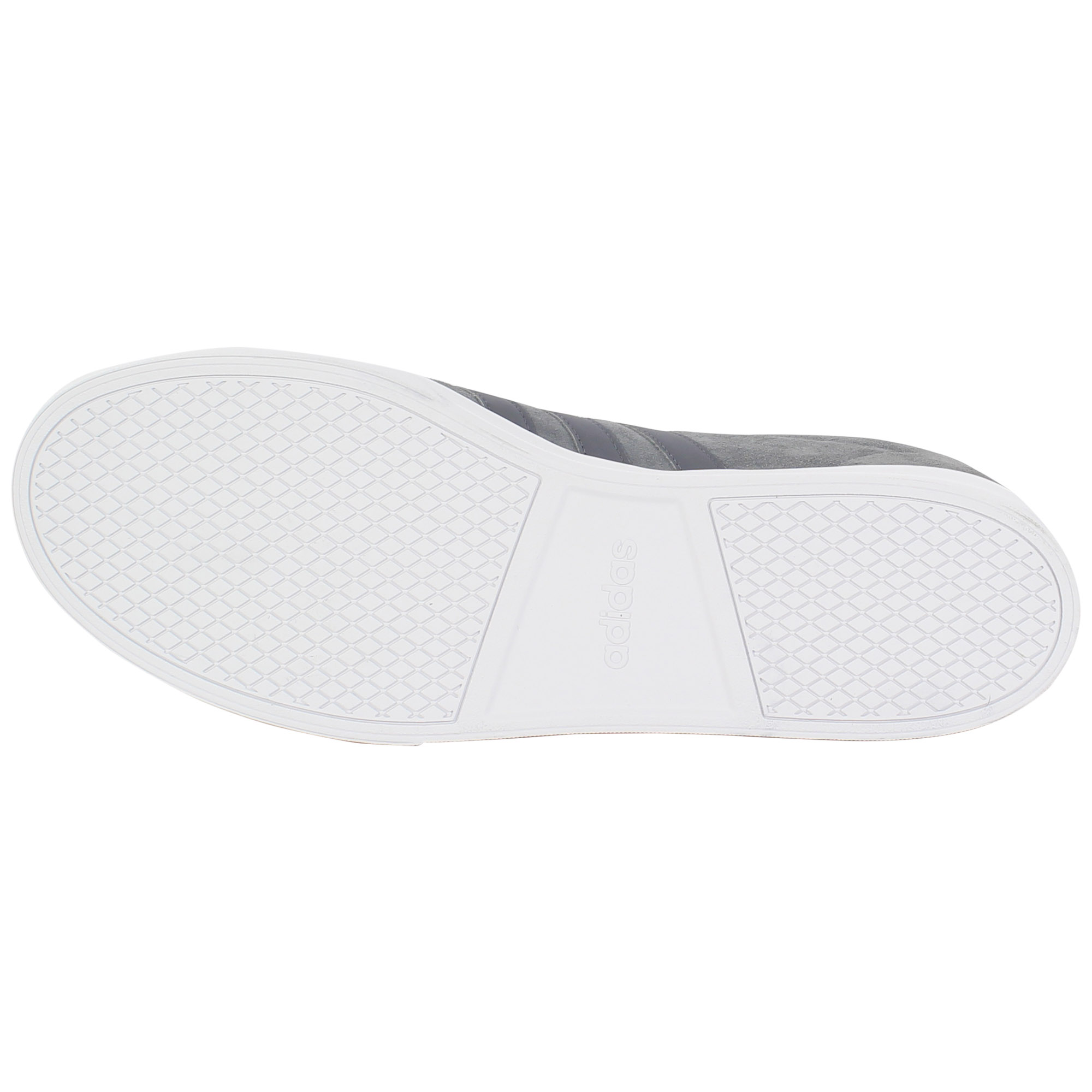 super popular 364af a8c91 adidas Sneaker große Größen - DAILY 2.0 - grau
