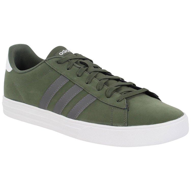 adidas Sneaker Übergröße, oliv