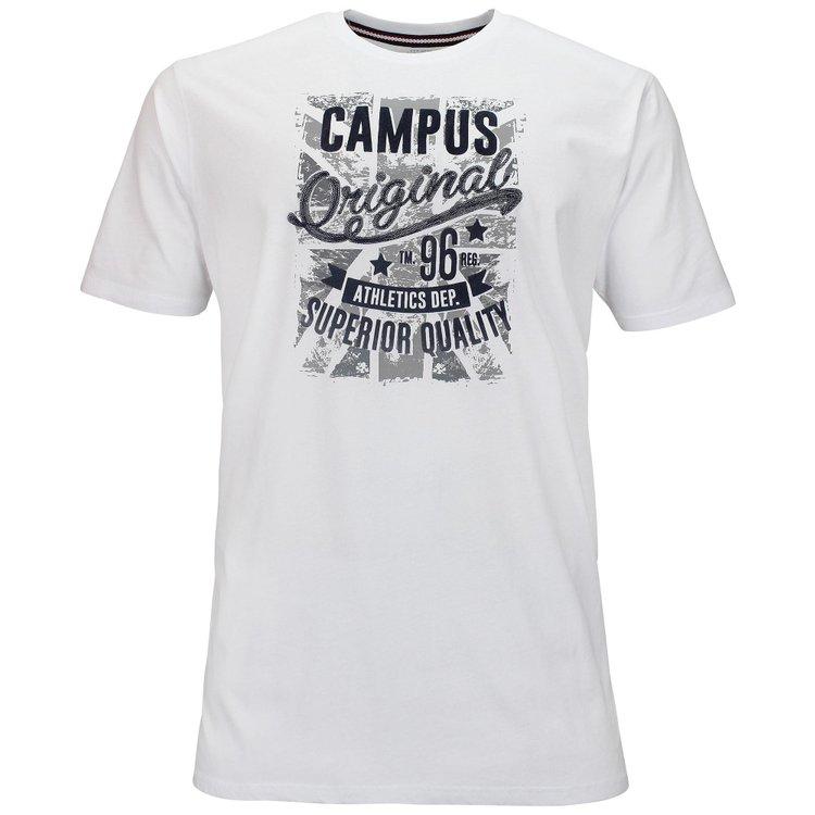 XXL T-Shirt, weiß