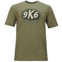 Kitaro T-Shirt extra lang - 9K6 - oliv 001