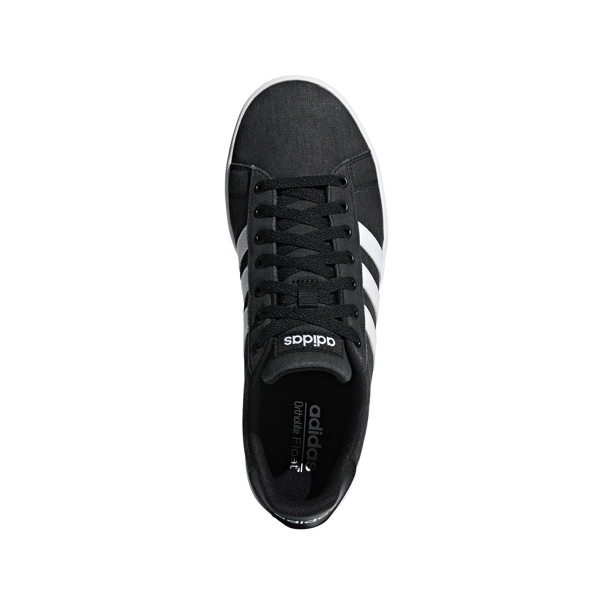 adidas Herren Sneaker Übergröße DAILY 2.0 dunkelgrau