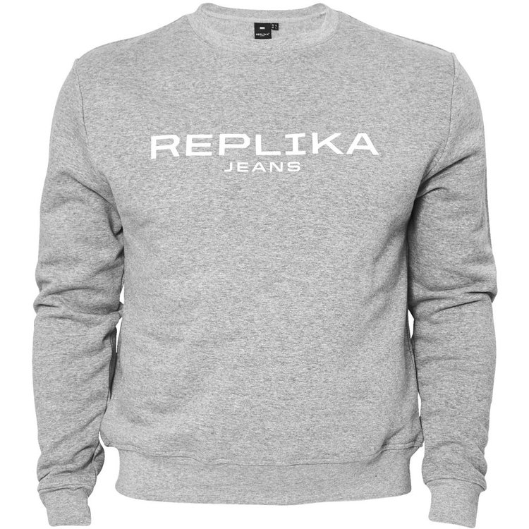 Replika Sweatshirt Überlänge