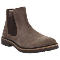 camel active Chelsea Boots in Übergröße - taupe 001