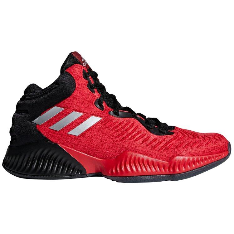 2018 In Übergröße Adidas Mad Basketballschuhe Bounce Rot Yb6f7gy