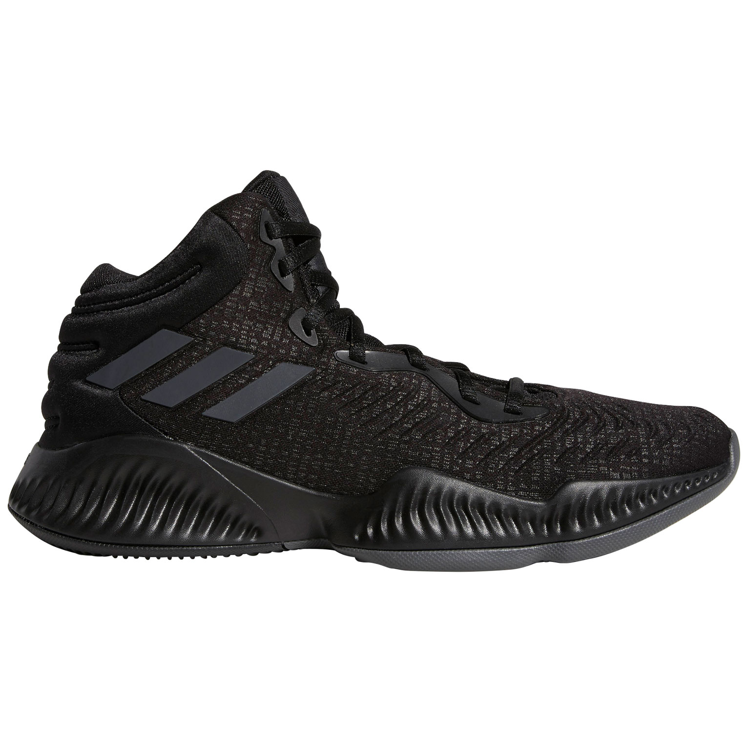 perfekt Adidas Mad Bounce Basketball Schuhe Grau Sneakers