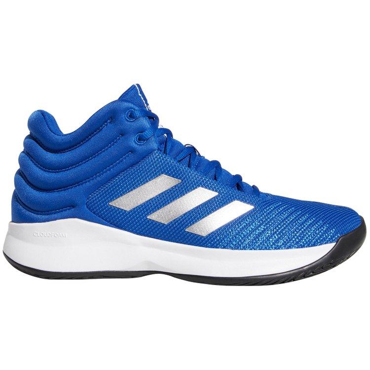 Basketballschuhe Übergröße, blau