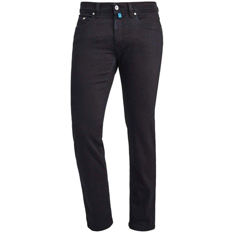 Stretch-Jeans in Übergrößen, schwarz