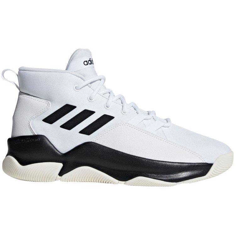 Basketball Schuhe Übergröße, weiß