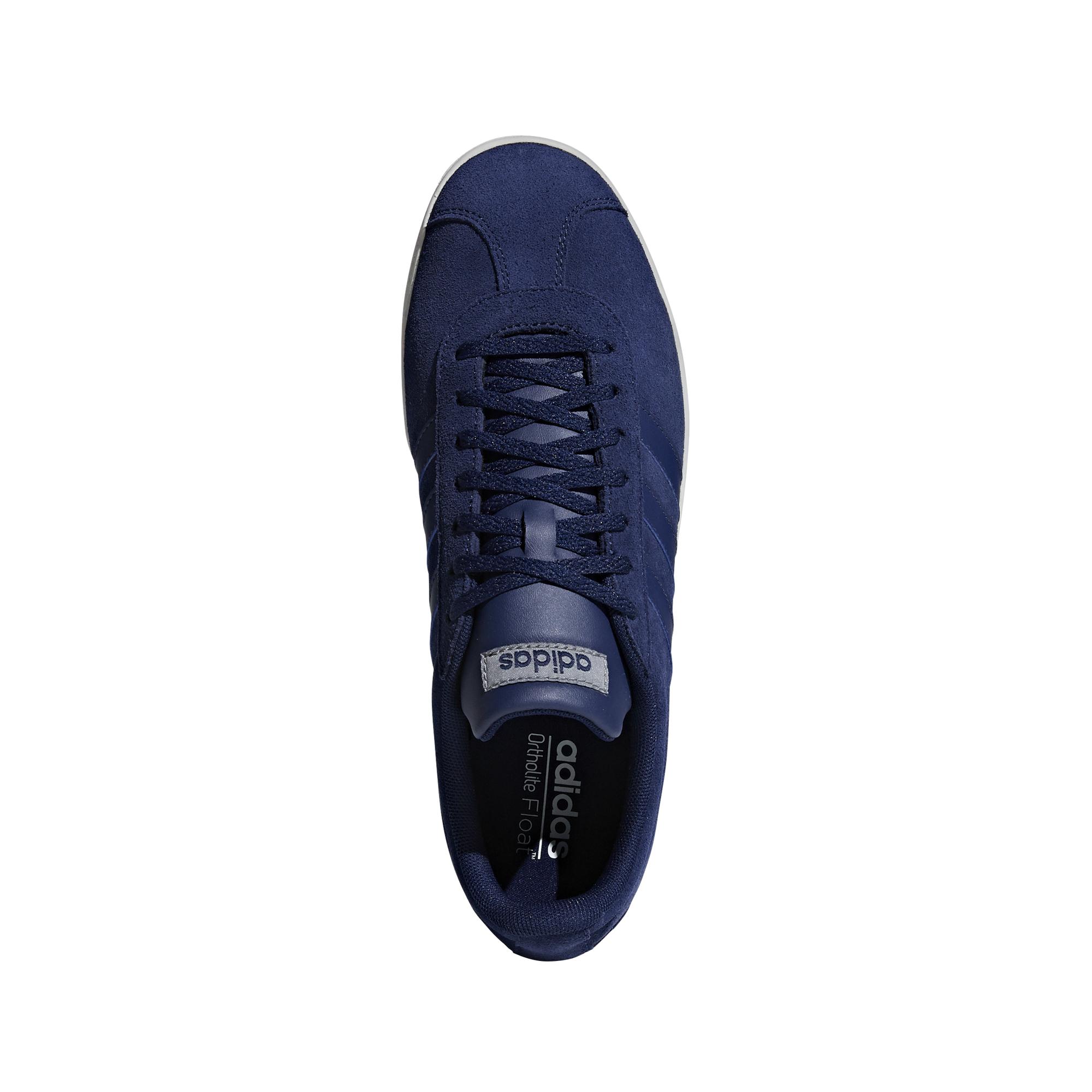 adidas Sneaker in Übergröße VL Court 2.0 blau