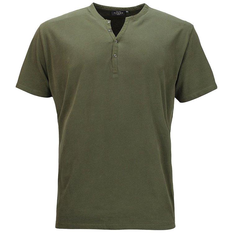 T-Shirt Übergröße, oliv