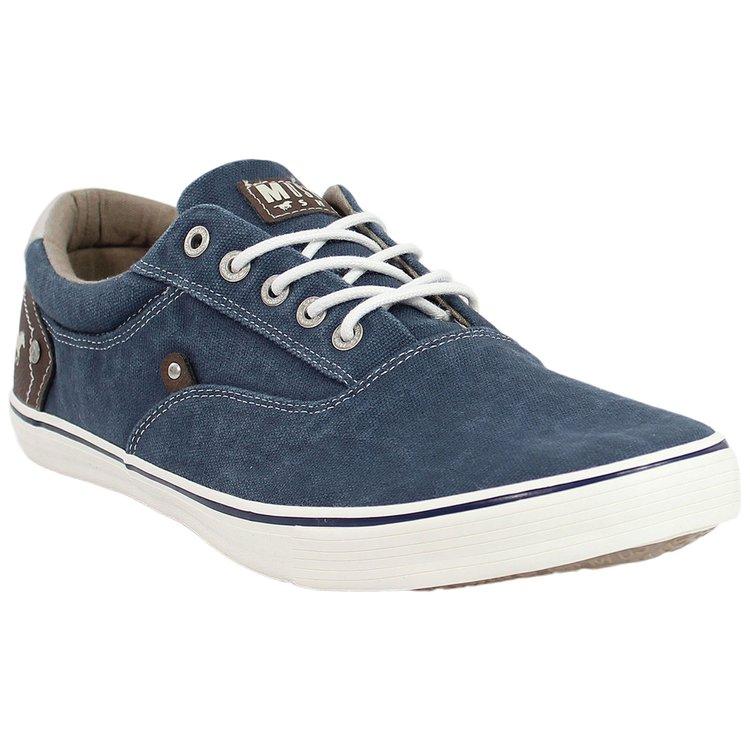 Sneaker große Größen, dunkelblau