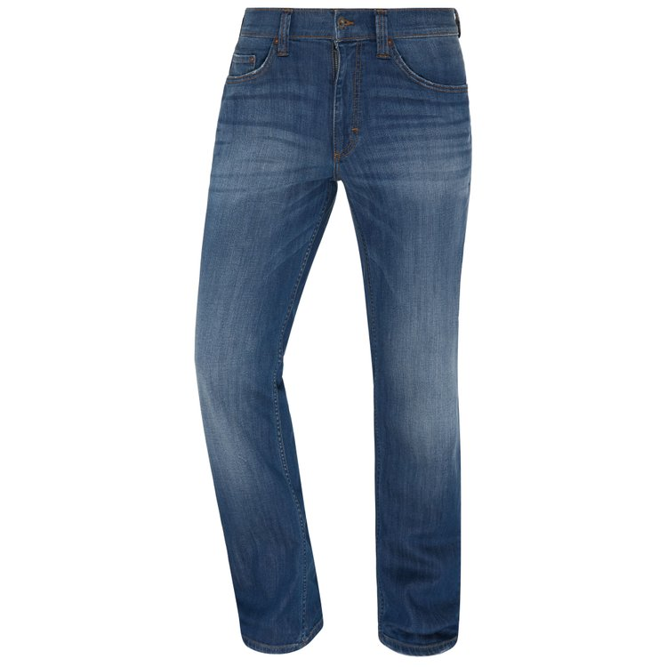 Mustang Jeans extra lang, Big Sur - blau