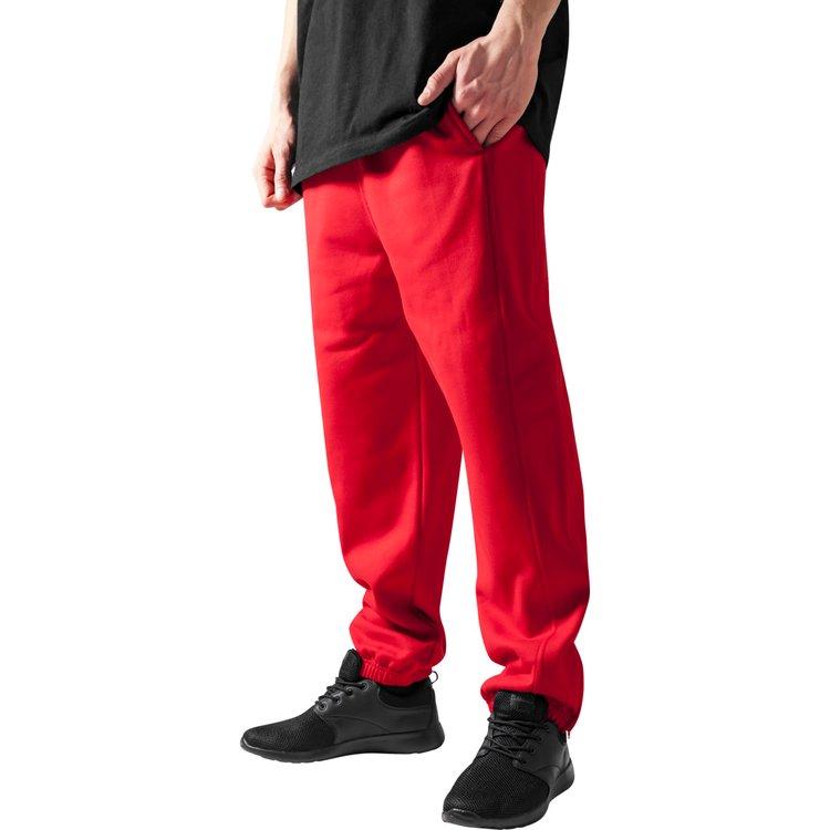 Jogginghose in Übergröße für Herren, rot