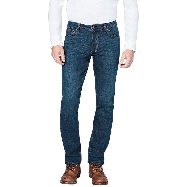 Jeans Überlänge Herren, blau