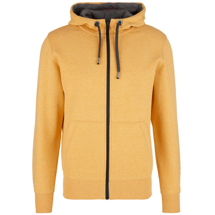 s.Oliver Sweatjacke extra lang, gelb