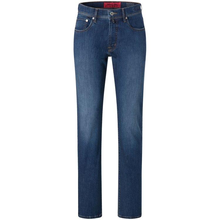 Pierre Cardin Jeans extra lang, blau
