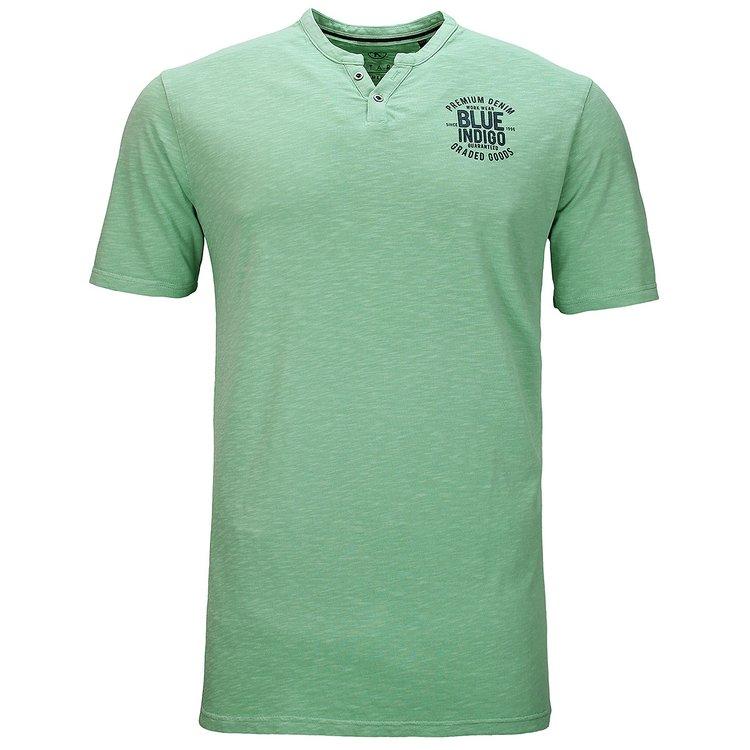 T-Shirts Übergrössen Herren, grün