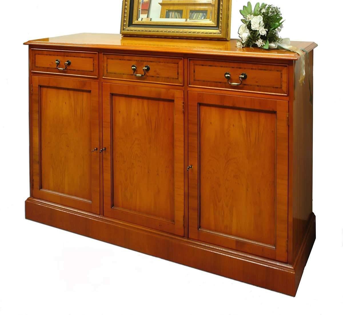 sideboard anrichte kommode aus eibe wie antik 1039 kommoden und anrichten sideboards anrichten. Black Bedroom Furniture Sets. Home Design Ideas