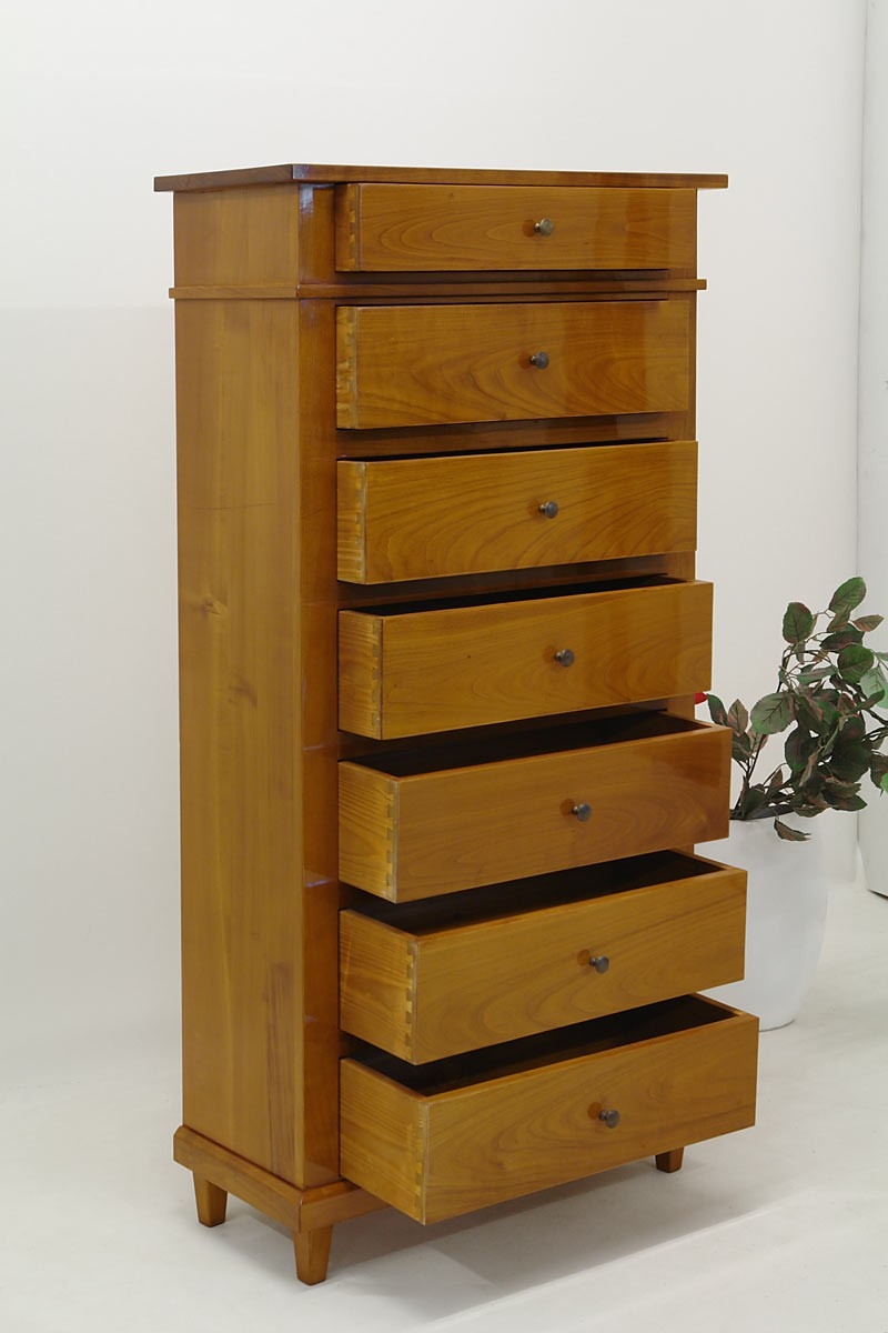kommode anrichte schrank biedermeier stil kirschbaum hochgl nzend 1739 m bel kommoden und. Black Bedroom Furniture Sets. Home Design Ideas